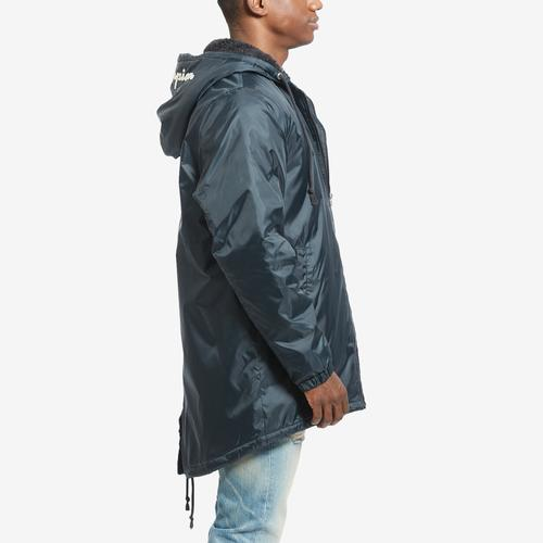 Right Side View of Champion Men's Life Sherpa-Lined Stadium Jacket