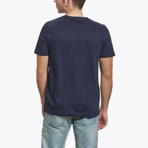 Nautica Men's Solid Crew Neck Short Sleeve T-Shirt