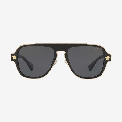 Versace Men's VE2199 Polarized Sunglasses