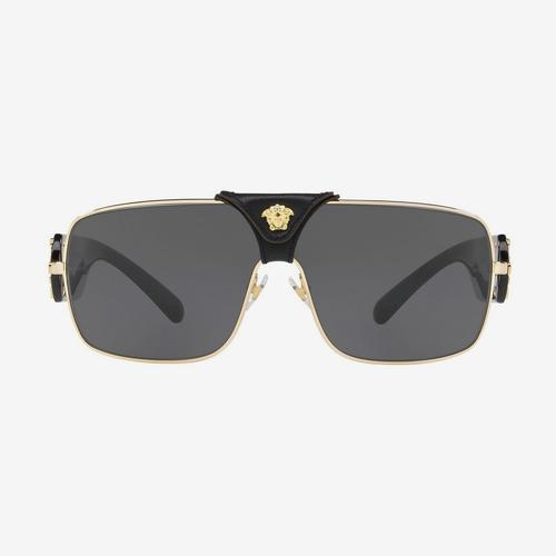 Versace Men's VE2207Q Sunglasses