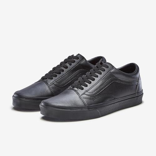 Vans Men's Premium Leather Old Skool