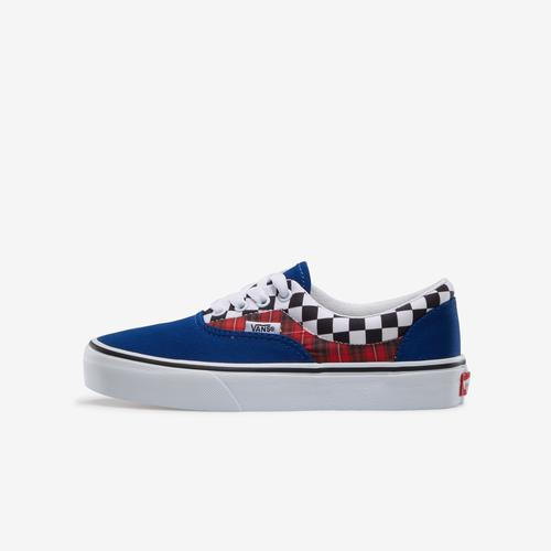 Left Side View of Vans Boy's Preschool Era Sneakers