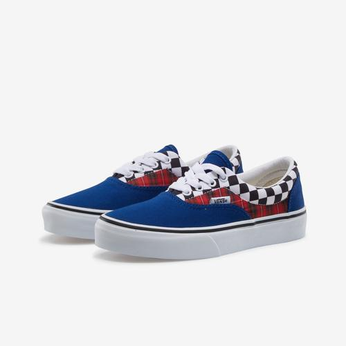 Side Angle View of Vans Boy's Preschool Era Sneakers