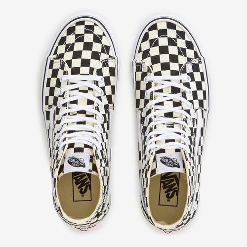 Bottom View of Vans Men's Sk8-Hi Sneakers