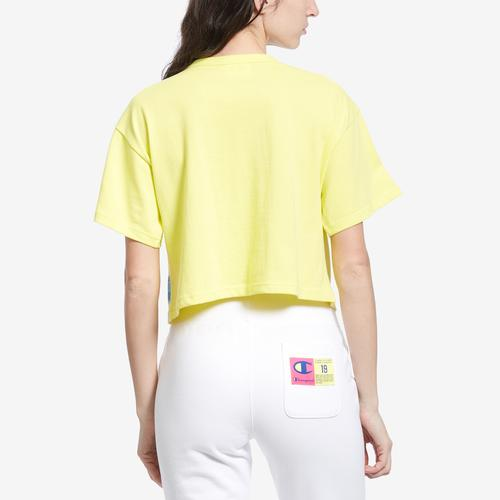 Champion Women's Life Crop Tee