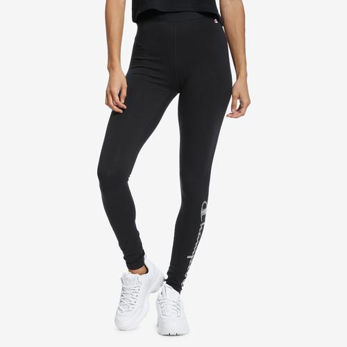 Front View of Champion Women's Authentic Leggings