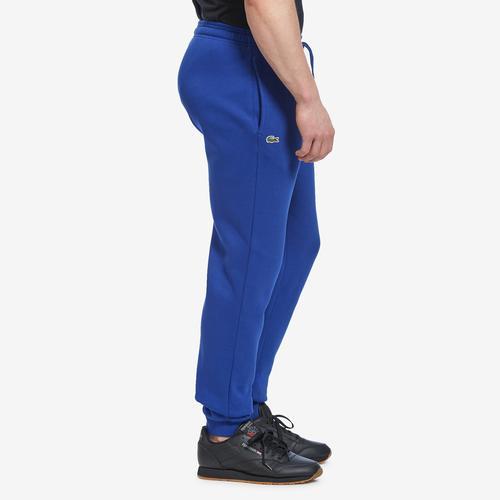 Left Side View of Lacoste Men's Sport Fleece Jogging Pants