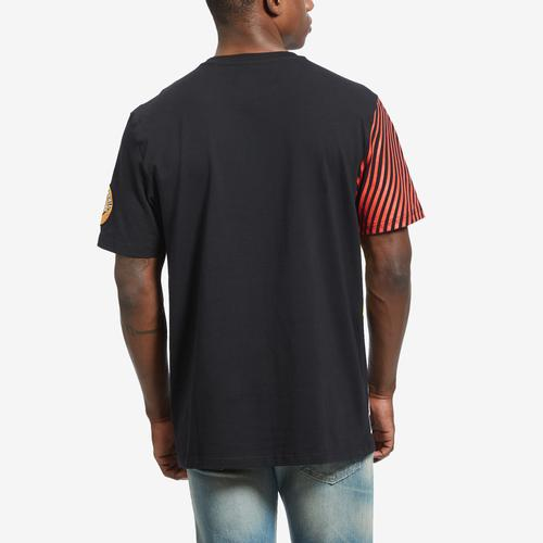 BLACK PYRAMID Men's Psychedelic Drip Tee