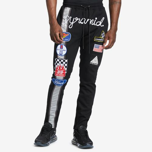 Front View of BLACK PYRAMID Men's Grease Monkey Pants