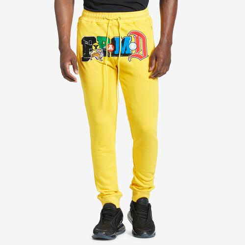 Front View of BLACK PYRAMID Men's Collage Type JPants