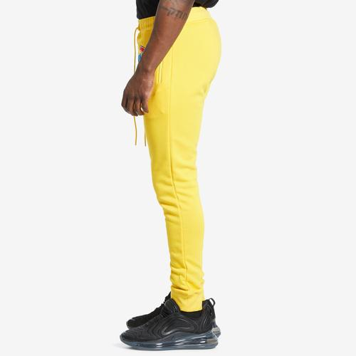 Right Side View of BLACK PYRAMID Men's Collage Type JPants