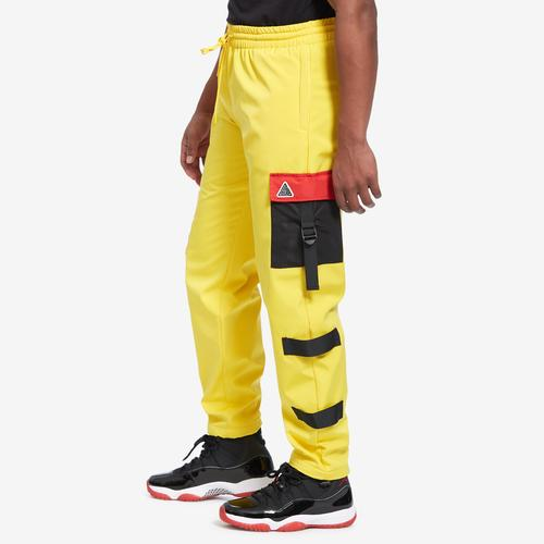 Right Side View of BLACK PYRAMID Men's Clear Pocket Strapped Pant