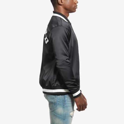 Left Side View of BLACK PYRAMID Men's Polar Jacket
