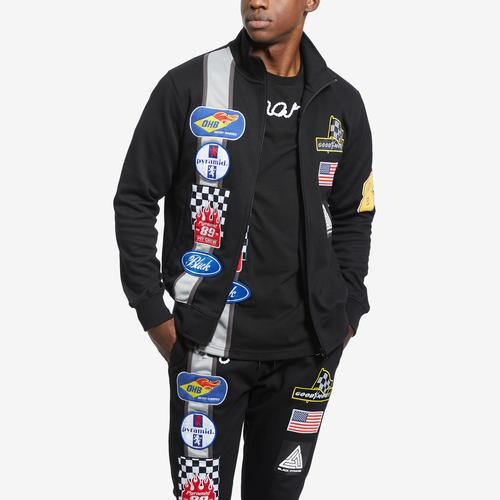 Alternate View of BLACK PYRAMID Men's Grease Monkey Track Jacket