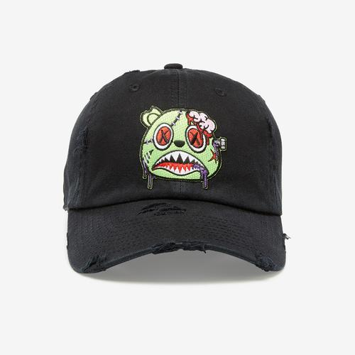 Front View of Baws Zombie Baws Hat