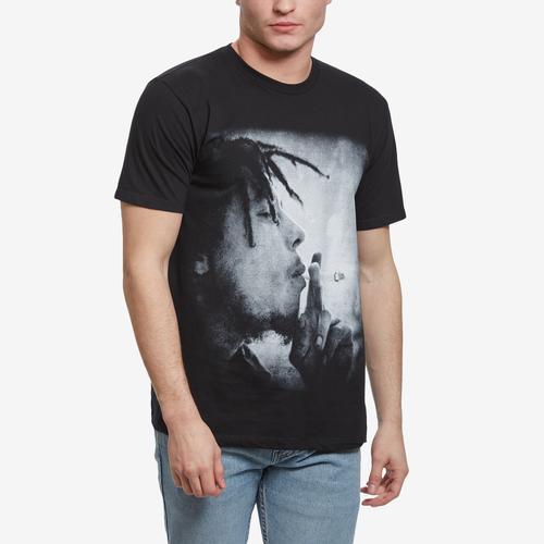 Front View of Bravado Men's Marley Mellow Mood T-Shirt