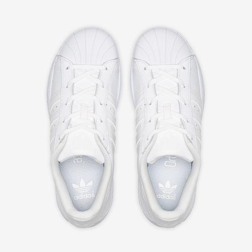 Bottom View of adidas Men's Superstar Foundation Sneakers