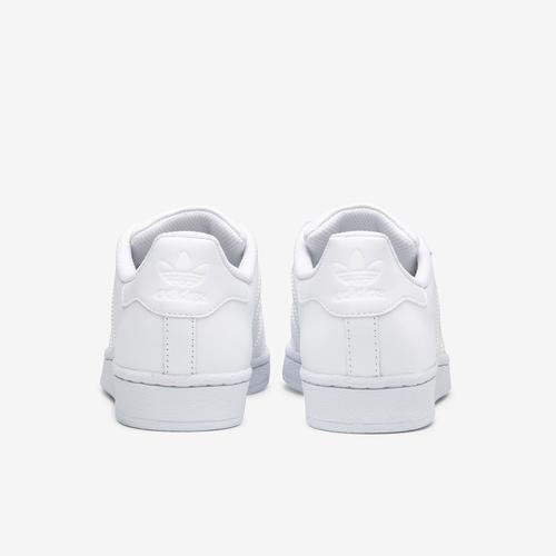 Back View of adidas Boy's Preschool Superstar Sneakers