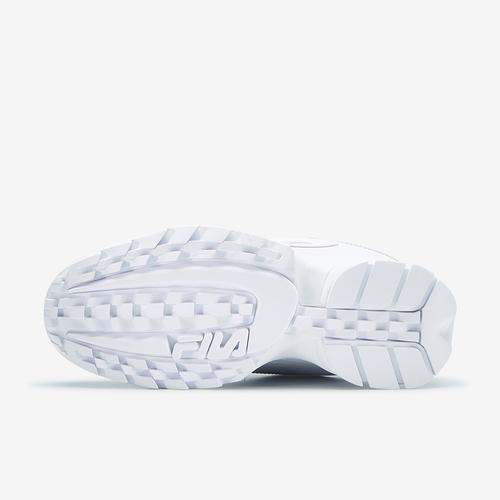 Top View of FILA Men's Disruptor 2 Sneakers