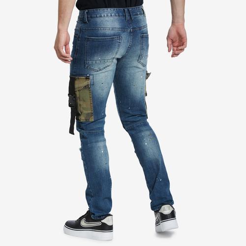 Smoke Rise Camo Utility Pocket Jean