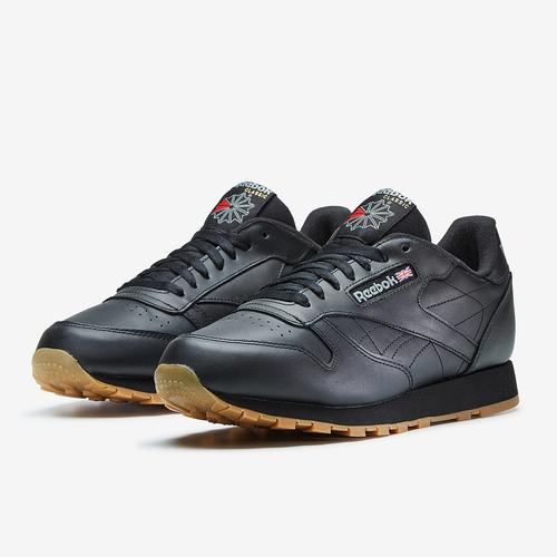 Reebok Boy's Grade School Classic Leather