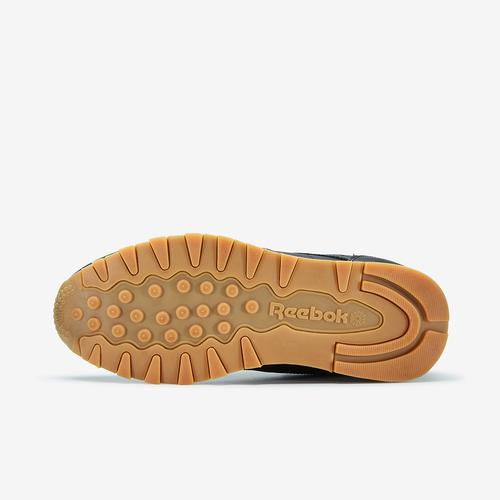 Top View of Reebok Boy's Grade School Classic Leather Sneakers